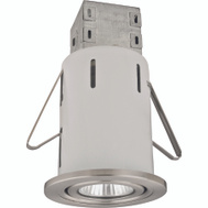 Boston Harbor RS6000R+ TRIM603- Recess Light 3 Inch Kit Brushed Nickel Gu10