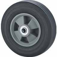 ProSource CW/W-0051P 8 By 2-1/4 Solid Rubber Hand Truck Wheel