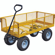 Landscapers Select TC4205EG 1200 Pound Garden Cart With Sides