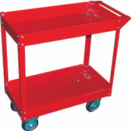 ProSource TC4102 Cart 2 Shelf Service 242 Pound Capacity
