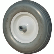 ProSource PR1602 Wheelbarrow Wheels Flat Free 16 By 4 Inch