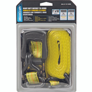 ProSource FH64058 Mintcraft Heavy Duty Ratchet Tie Down 100