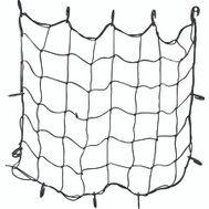 ProSource FH92103 Mintcraft Truck Stretch Cargo Net 48 By 36 Inch With 12 Heavy Duty Plastic Hooks