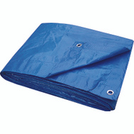 ProSource T3040BB70 Economy Blue Tarp 30 By 40 Foot Light Duty