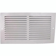 WorldWide Sourcing 1RA1206 Return Grille White 12 Inch By 6 Inch