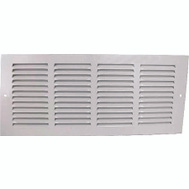 WorldWide Sourcing 1RA1406 Grill Return Air 14X6in Wht