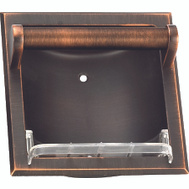 Boston Harbor 770H-35-07-SOU Manhattan Recessed Soap Dish With Grab Bar Venetian Bronze