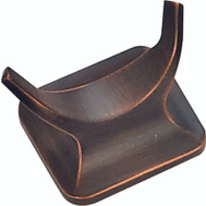 Boston Harbor 3653-35-07-SOU Manhattan Double Robe Hook Venetian Bronze