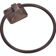 Boston Harbor 3660-35-07-SOU Manhattan Towel Ring Venetian Bronze