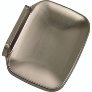 Boston Harbor 3659-07-SOU Manhattan Soap Dish Brushed Nickel