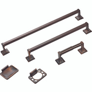 Boston Harbor 07-SOU-VB Manhattan Bath Hardware Set 5 Piece Venetian Bronze