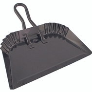 Simple Spaces DL-5004 Dust Pan 12in Black Finish
