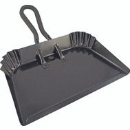 Mintcraft DL-5006 Dust Pan 17In Black Finish