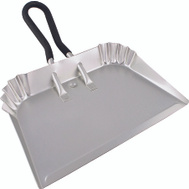 Simple Spaces DL-5010 Dust Pan 17in Aluminum Finsh