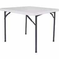 Simple Spaces BT036X001A Table Folding Squ 36In Ind/Out