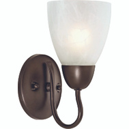Boston Harbor A2242-7-VB 1 Light Wall Sconce Venetian Bronze