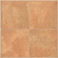 ProSource CL3681 Vinyl Floor Tile Beige Inlay (Carton Of 45)