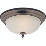 Boston Harbor F51WH02-1005-ORB Fixture Ceil 2Lt Alb Flush Orb