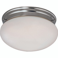 Boston Harbor F14BB02-8005-BN Fixture Ceil 2Lt Opal Flush Bn