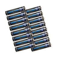Power Zone LR03-16P Alkaline Batteries AAA 16 Pack