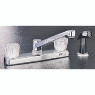 Boston Harbor PF8211A Kitchen Faucet 2-Hndl Spry Ch