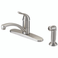 Boston Harbor 67534-1004 Kitchen Faucet 1Hdl Spray Bn