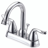 Boston Harbor TQ-5111080CP Faucet Lav 4In 2Hndl Lever Chr