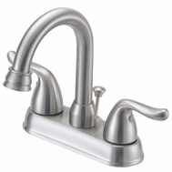 Boston Harbor TQ-5111080NP Faucet Lav 4In 2Hndl Lever Nic