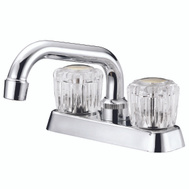 Boston Harbor FL010003CP Faucet Laundry 4In 2Hndl Chrm