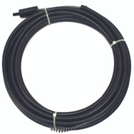 ProSource DC00001-25 Power Drain Snake 1/4 By 25 Foot Black