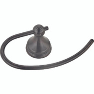 Boston Harbor 5060C-50-10-SOU Venetian Open Sided Towel Ring Oil Rubbed Bronze