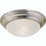 Boston Harbor 563118BN Light Deco 1Lt Flushmount Bnic