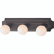 Boston Harbor 045233-VB Lightbar Bath 3Lt 18In Ven Brz