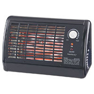 Power Zone QGW15-601 Heater Electric Radiant Black