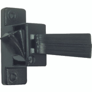 ProSource 31605-U-PS Storm And Screen Door Latch Inside Replacement Black