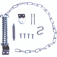 ProSource 15001-U-PS Storm And Screen Door Crash Chain Zinc Plated Steel