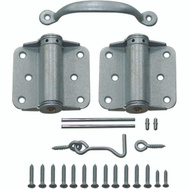 ProSource LR-114-PS Storm And Screen Door Hinge Set Adjustable Galvanized