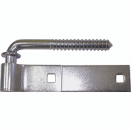 ProSource LR-090PS Screw Hook And Strap Hinge 12 Inch