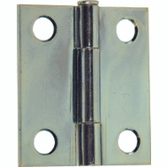 ProSource LR-056-PS Utility Hinge Square Corner Zinc Plated 3 By 2 Inch 2 Pack