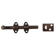 ProSource 23260VB-PS Surface Bolt 4 Inch Venetian Bronze