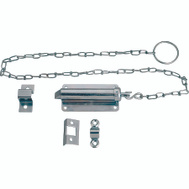 ProSource CL-188-4-PS Chain Bolt 4 Inch Zinc Plated Steel
