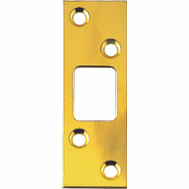 ProSource HSH-002BP-PS Security Strike 1-1/4 By 3-5/8 Brass