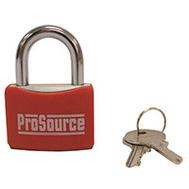 ProSource Y-40AP Padlock Aluminum 1-9/16 Inch 40Mm
