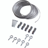 ProSource PH-121123-PS Picture Hanging Set 10 Pound Capacity Zinc Plated