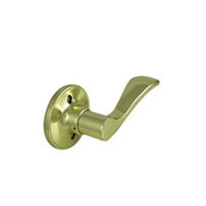 ProSource LYE704RV-PS Naples Dummy Lever Right Handed Polished Brass