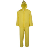 DiamondBack RS2-01-L Rain Suit Large 2Pc