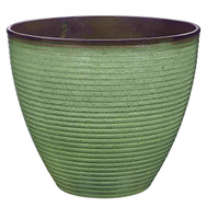 Landscapers Select PT-S006 Planter Wave Rsn 14.75X12.5In