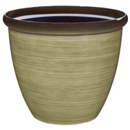 Landscapers Select PT-S021 Planter Resin 17.75X15in