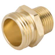 Landscapers Select GHADTRS-2 Connector Brass 3/4 NHT By 1/2 NPT