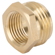 Landscapers Select GHADTRS-4 Connector Brass 3/4Nhx1/2Npt